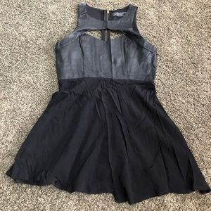 Black ASTR dress